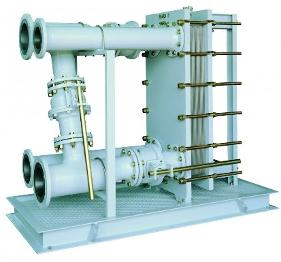Scambiatore di calore industriale