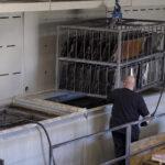 Lavaggio piastre scambiatori di calore